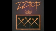 ZZ Top - Belt Buckle