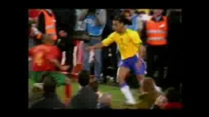 [hq]реклама на Nike - Portugal v Brazil
