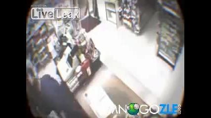 Тигър в магазина
