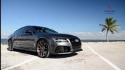 Пленително Audi Rs7 с джанти Vellano !
