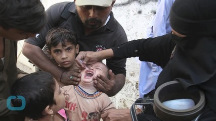 Big Drop in Pakistan Polio Cases