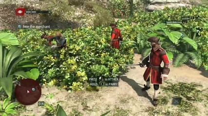 Assassin's Creed 4 - Random с Nvidia Shadowplay + провален стелт