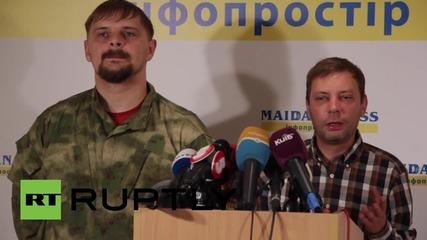 "Ukraine: Right Sector threaten Poroshenko with ""direct action"""