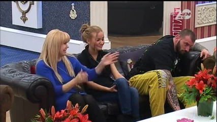 Big Brother All Stars (26.11.2014) - част 2