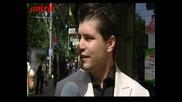 Смях Милен Цветков пуска гол репортер – скандализира София! (видео)