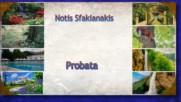 Notis Sfakianakis - Probata