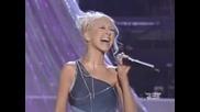 Christina Aguilera - Run To You (live At Bet)