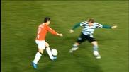 Кристиано Роналдо Легендата на Юнайтед *HD*