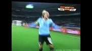 Uruguay - Netherlands 2 : 3 Всички Голове
