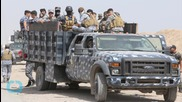 IS Suicide Bombings Kill Iraq Troops