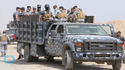 IS Suicide Bombings Kill Iraq Troops