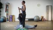 Как да се държим перверзно с инструктор по йога!