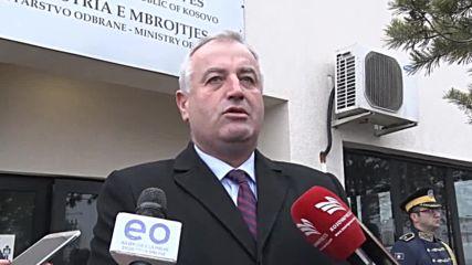 Serbia: Kosovo's PM Haradinaj inaugurates Ministry of Defence