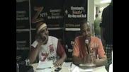 Интервю с Т.І. в радио Z107.9