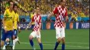 World Cup 2014 Brazil - Croatia 3:1 All goals & Full highlights H D