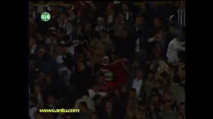 Fenerbahce - Besiktas 2:3 Cup Final 2006