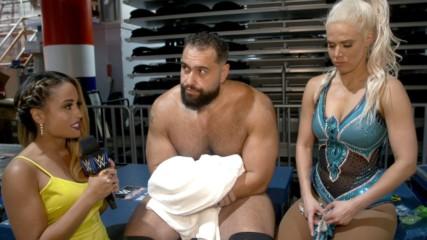 Какво се обърка в деня на Русев: WWE?