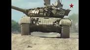 Полигонна Стрелба с Танк Т-72