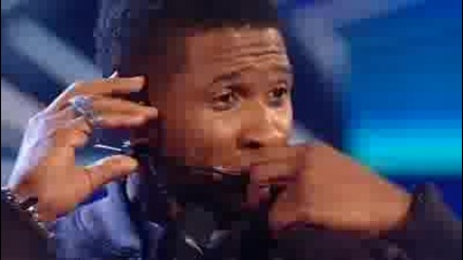 Usher - Dj Got Us Fallin In Love Omg -