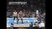 G1 Climax Giant Bernard vs. Togi Makabe 08/16/08