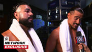 Are Andrade & Angel Garza the next Raw Tag Team Champions?: WWE Network Exclusive, Sept. 21, 2020