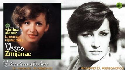 Vesna Zmijanac - Vetar duva oko kuce - (Audio 1981)