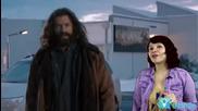 Репортаж за мощният филм Върколакът (2013)