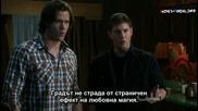 [бг субтитри] - Supernatural сезон 5, епизод 14
