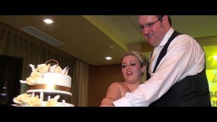 Много Весели Мигове на Сватбеното Тържество на Теодора и Дийн