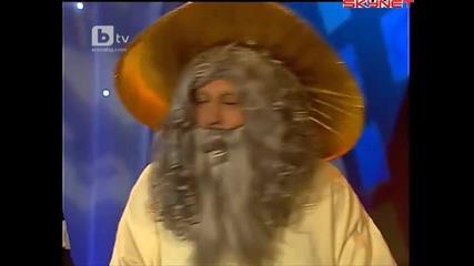 Комиците 10.12.2010 Свети Петър и новите кандидати за рая