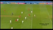 09.10.14 Македония - Люксембург 3:2 *квалификация за Европейско първенство 2016*