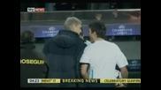 УЕФА наложи наказания на Венгер и Насри