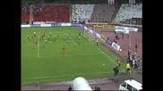 ВИДЕО: Най-интересното от ЦСКА-Литекс преди почивката