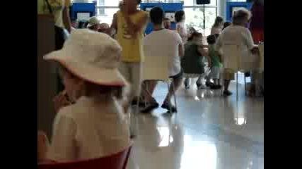 Танц На Малко Момиче
