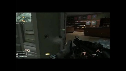 call of duty modern warfare 3 survaival mode
