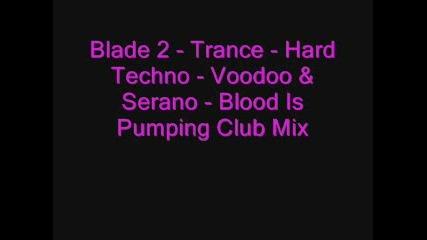 Blade 2 - Trance - Hard Techno