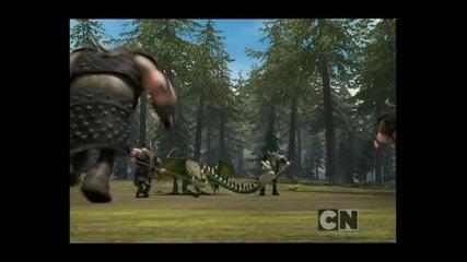 акони: Ездачите от Бърк * Бг аудио * Dreamworks Dragons: Riders of Berk S01 Ep15