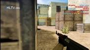 Sec 2010: walle vs esuba ( Counter - Strike 1.6 )