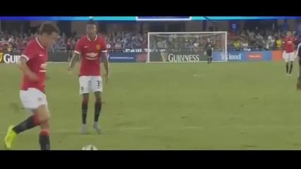 Манчестър Юнайтед - Сан Хосе 3-1