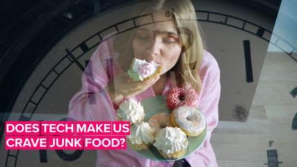 Учени откриха защо технологиите ни карат да се храним нездравословно