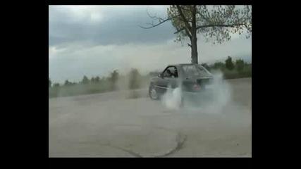 мерцедес 16v купе пали гуми