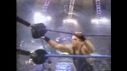 Smackdown 2002 - Chris Jericho & Test Vs Rvd & The Rock