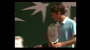 Federer Def.nalbandian Qf Monte Carlo 2008