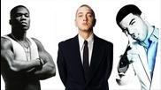 Eminem - Can't Back Down Remix (ft. Drake _ 50 Cent) [ 2o11 Remix ]