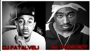 2pac Feat. Kendrick Lamar - Dreams In The Ghetto [dj Davidthugcent & Dj Fatalveli]