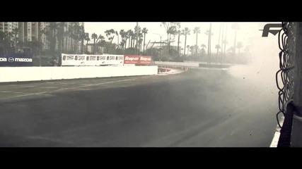 2009 Formula D Round 1 - Long Beach