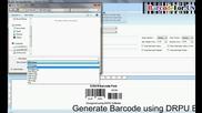 Как да запазите създадените баркод етикети в подходящ файлов формат