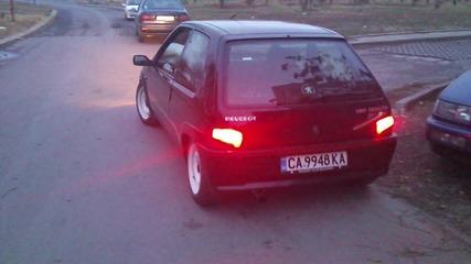 Peugeot 106 rallye - jeebok 7