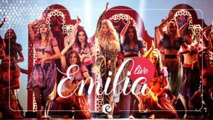 Емилия и балет FAME - 17 години Планета ТВ