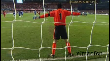 Chelsea - Liverpool (4 - 4) Uefa Champions League, Highlights 14.04.09 Mightyfootball Soccer Highlig